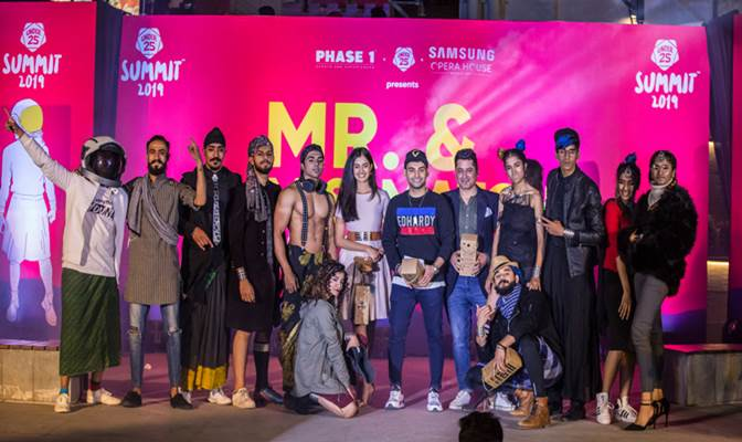 "Under 25 Summit 2019 kicks off with a curtain raiser event ""Mr  and"